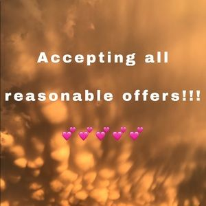 Accepting all reasonable offers